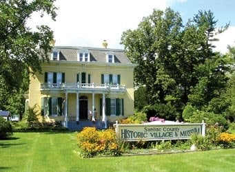 Sanilac County Historic Village and Museum: 228 S Ridge St, Port Sanilac, MI