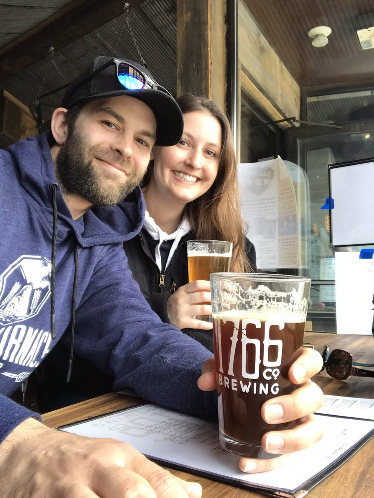 1766 Brewing Company and Grill: 61 Main St, Plymouth, NH