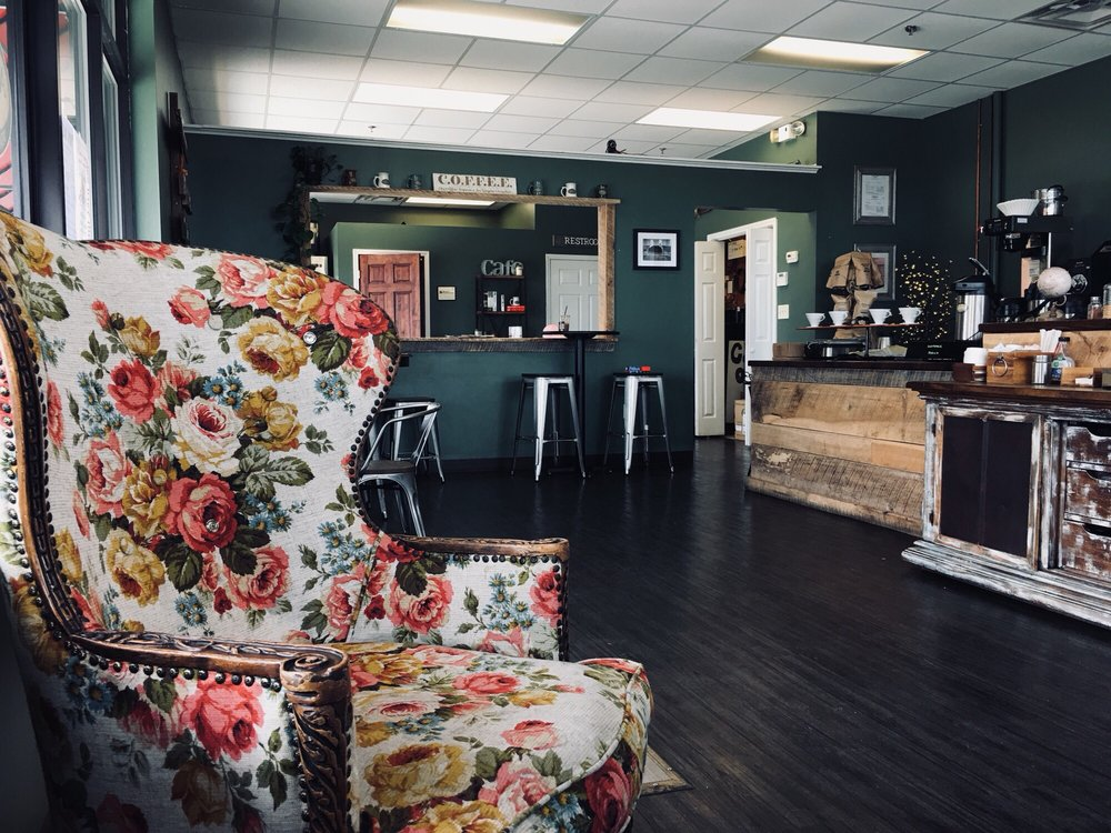 Southern Grace Coffee: 312 Tedford St, Maryville, TN