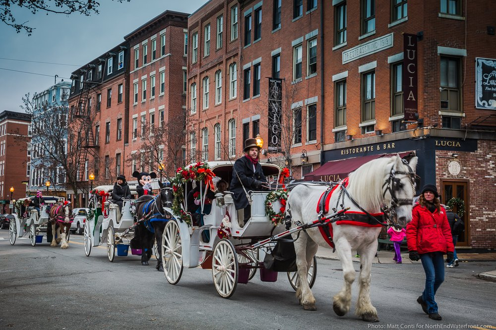 Bridal Carriage Company: Boston, MA