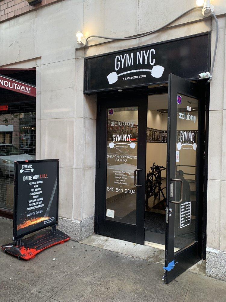 GYM NYC