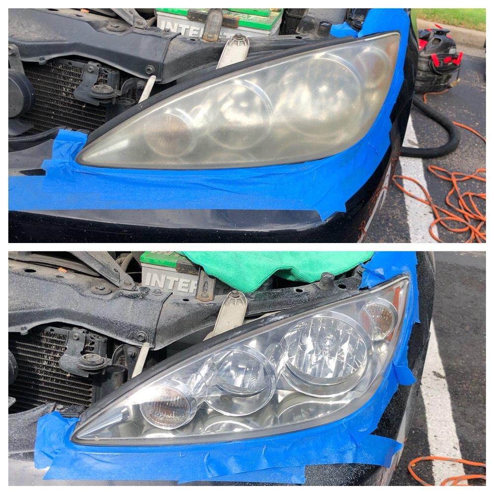 Photo Of Fresh Headlight Restoration Nashville Tn United States 2000 Toyota Camry