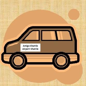 Amigo Shuttle: 3616 Mountain Ave, El Paso, TX