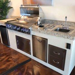 Astonishing Paradise Grills Kitchen Bath 5434 West Grand Pkwy S Interior Design Ideas Clesiryabchikinfo