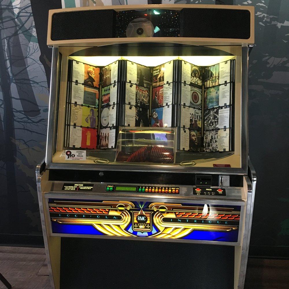 Restored jukebox! - Yelp