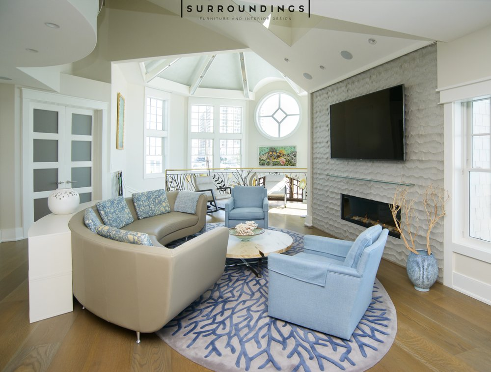 Surroundings Furniture + Interior Design