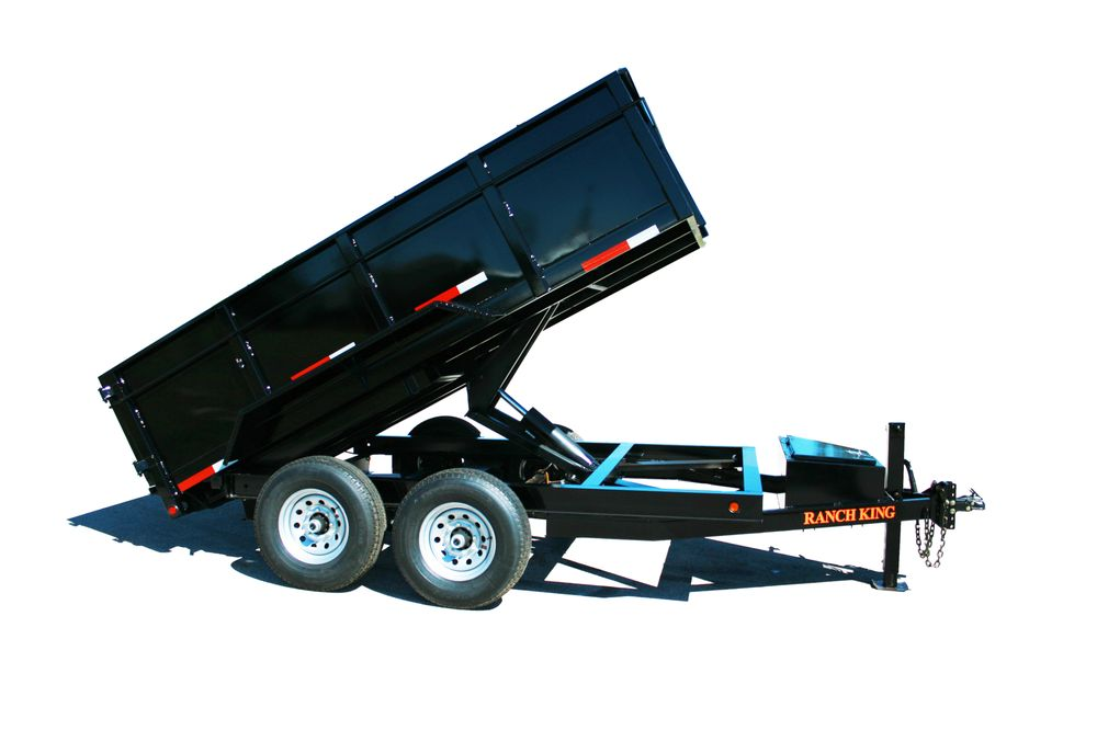 dump trailer by ranch king yelp
