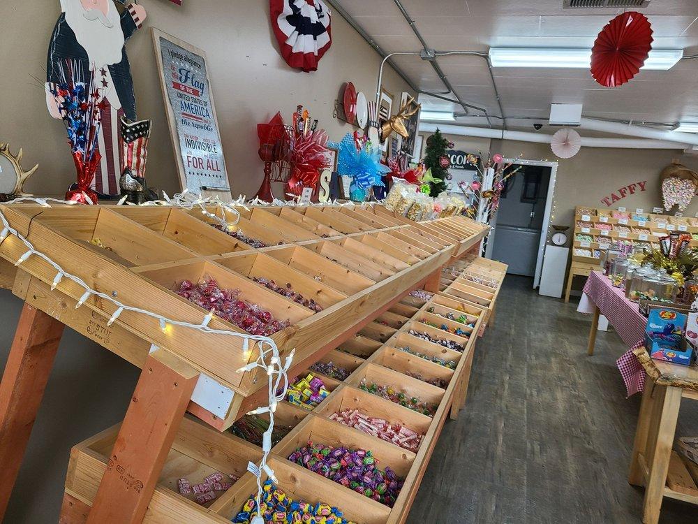 brandi's candies: 325 N 6th St, Greybull, WY