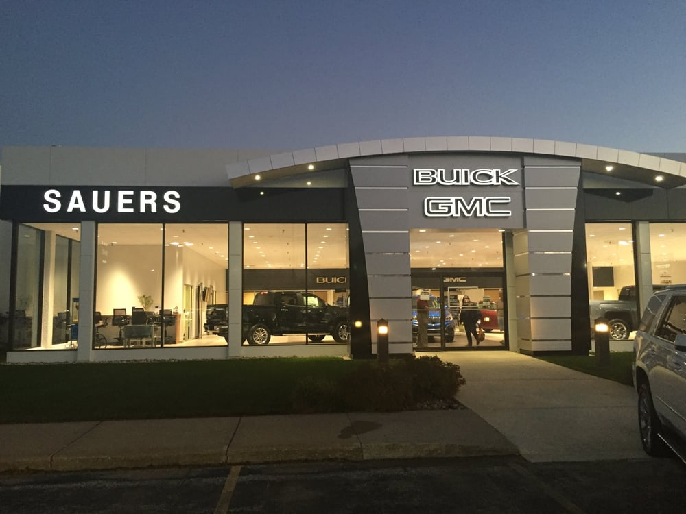 sauers buick gmc 20 photos car dealers 1900 e lincolnway la porte in phone number yelp. Black Bedroom Furniture Sets. Home Design Ideas