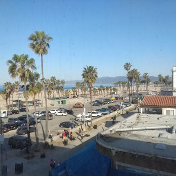 Photo Of Cadillac Hotel Venice Ca United States Our View Out The