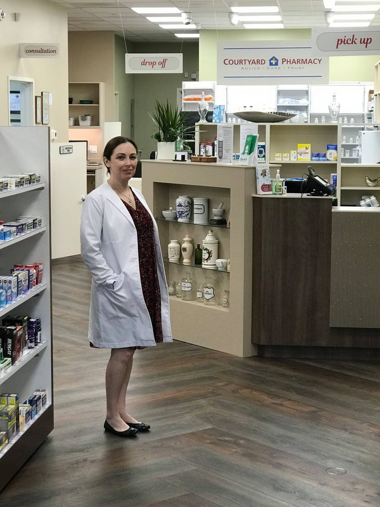 Courtyard Pharmacy: 23693 B Calabasas Rd, Calabasas, CA