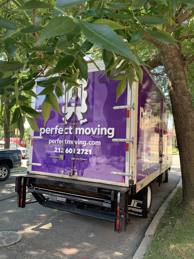 Perfect Moving: 414 Broadway, New York, NY