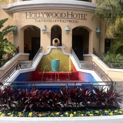 Photo Of Hollywood Hotel Los Angeles Ca United States Technicolor