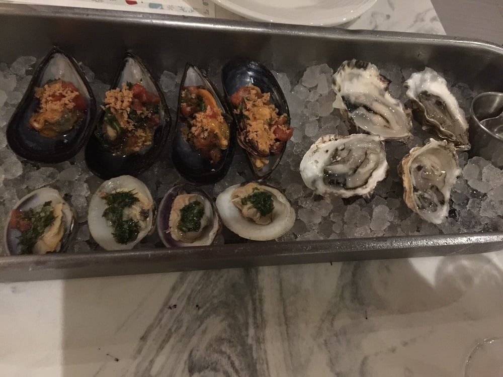 It was fresh yelp for Izzys fish and oyster
