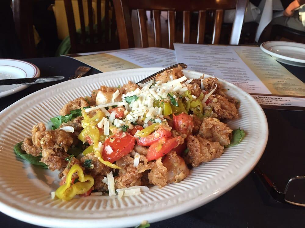 Italian Restaurants On Campbell In Arlington Heights Il