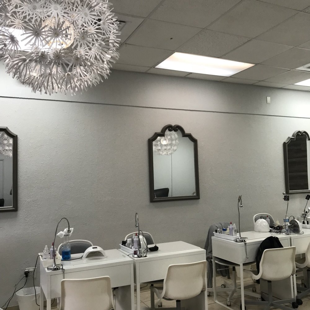 Blissful Nail & Spa: 9821 SW 40th St, Miami, FL