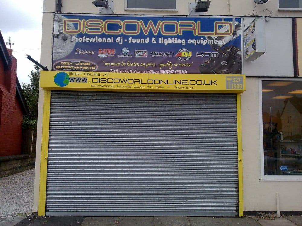 Disco world djs 51 liverpool rd s maghull merseyside united