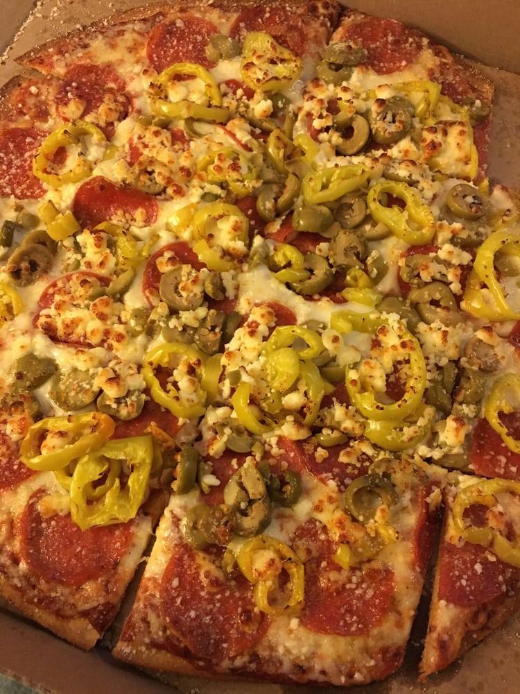 Marco's Pizza: 2271 True Ln, Ashwaubenon, WI