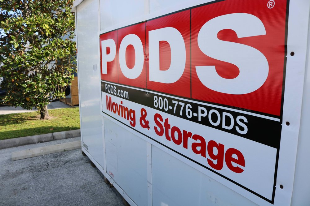 PODS Moving & Storage: 4400 S Timber Creek Ave, Brookline, MO