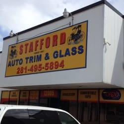 Texas Auto Trim >> Stafford Auto Trim Glass Auto Glass Services 12005 Murphy Rd