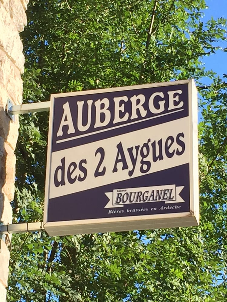Auberge des 2 Aygues