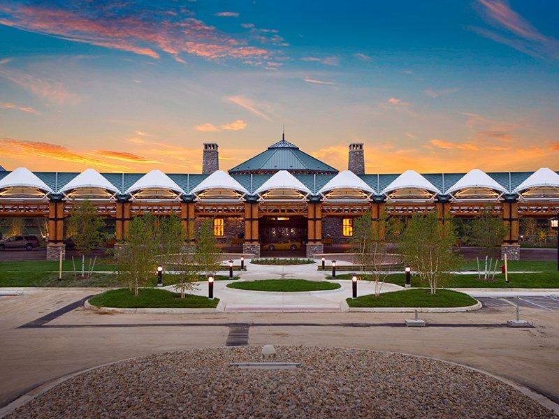 Four Winds Casino Resort New Buffalo: 11111 Wilson Rd, New Buffalo, MI