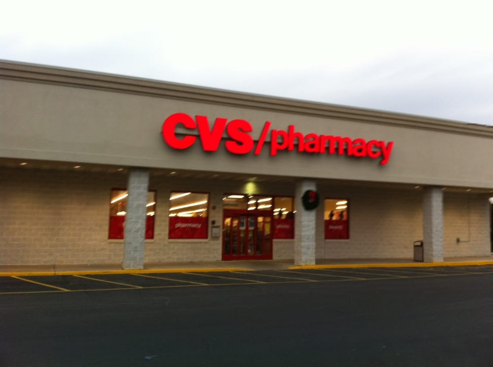 cvs pharmacy - pharmacy