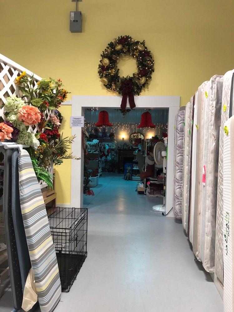 Sanctuary Mission Thrift Store: 7463 W Grover Cleveland Blvd, Homosassa, FL