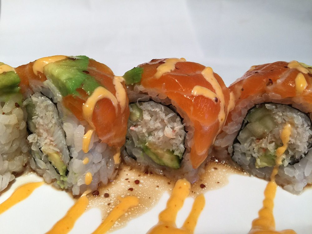 Takumi Sushi and Bar: 2215 NE Allie Ave, Hillsboro, OR