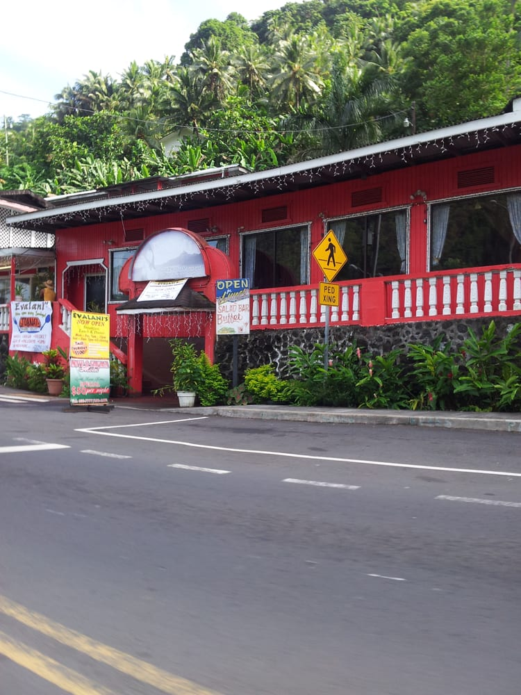 Evalani's Cantina