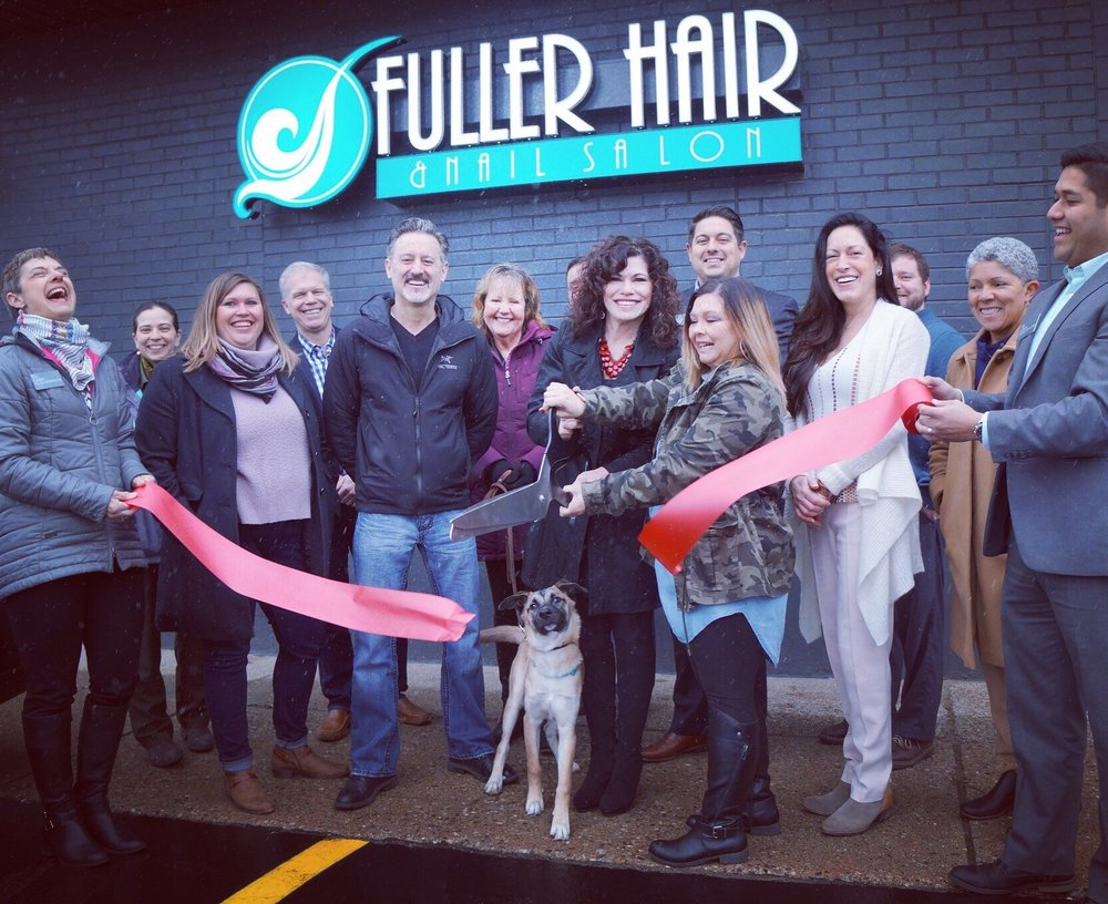 Fuller Hair and Nail Salon: 2464 Fuller Ave NE, Grand Rapids, MI