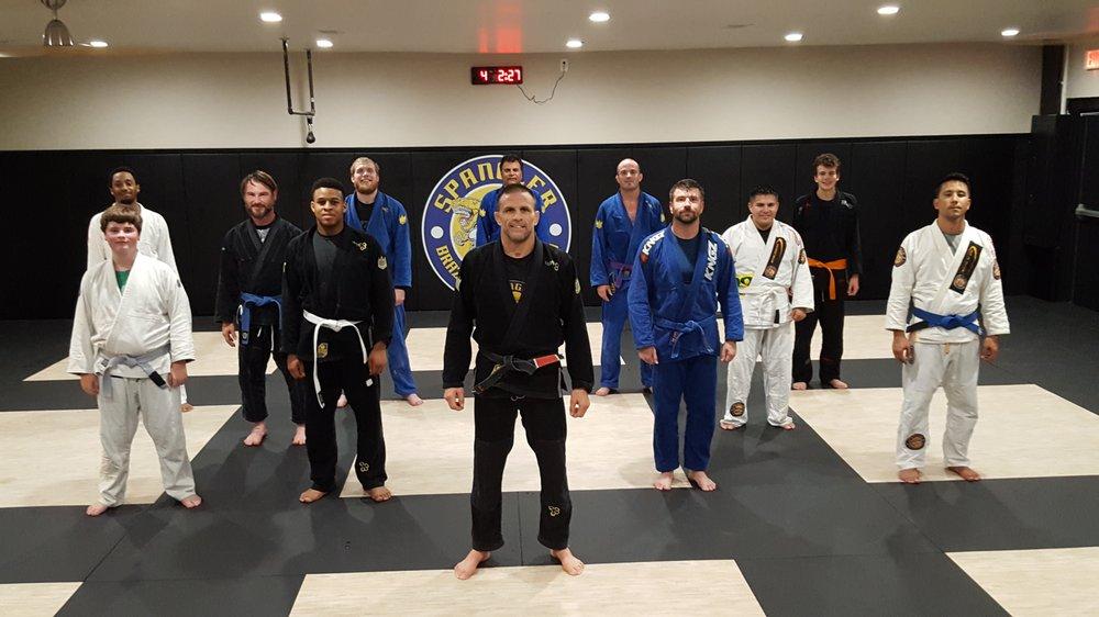 Spangler Brazilian Jiu Jitsu Academy: 526 E Williams St, Apex, NC
