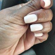 Unfortunately Not Photo Of Her Nail Salon Oklahoma City Ok United States Lump In