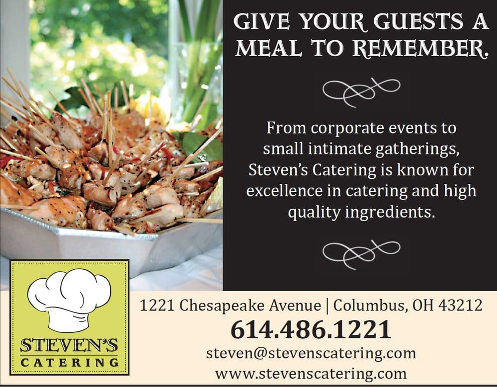 Steven's Catering