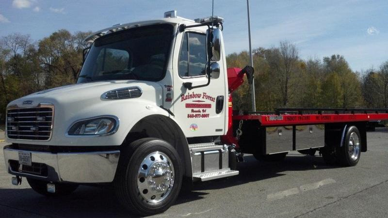 Rainbow Forest Automotive & Towing: 1384 Blue Ridge Blvd, Roanoke, VA
