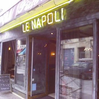 Le Napoli Restaurant Halal Paris