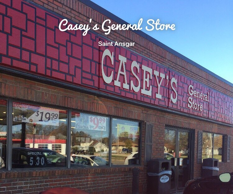 Casey's General Store: 110 N Highway 218, Saint Ansgar, IA