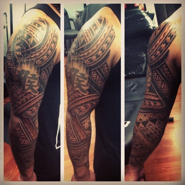 Filipino Tribal Tattoo Art By Noel Yelp
