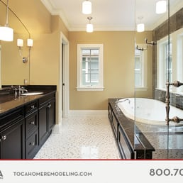 photo of toca and remodeling houston tx united states bathroom remodeling