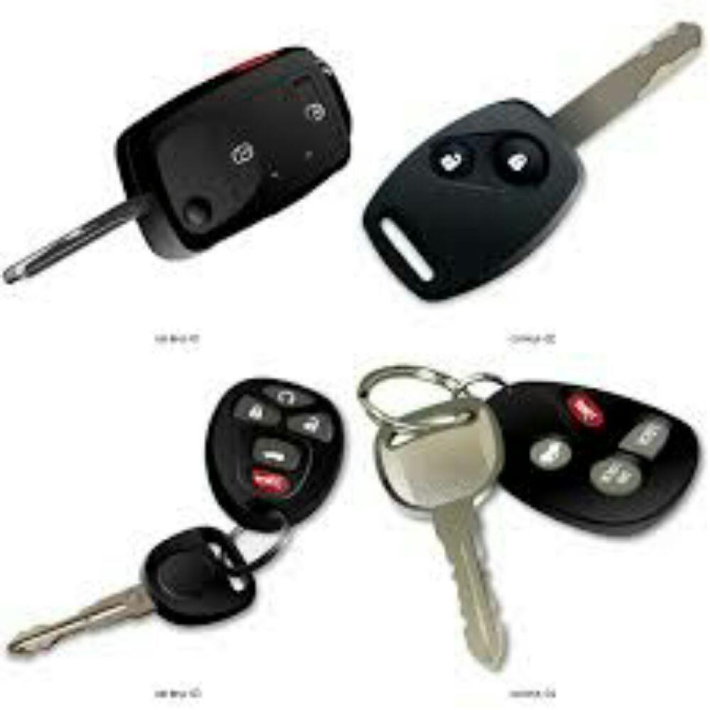 Repair Car Keys Near