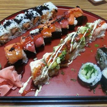 Domo Sushi Virginia Beach Va