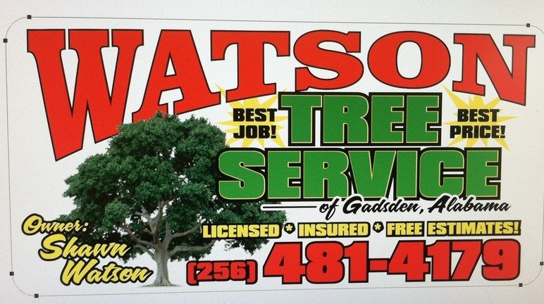 A 1 Watson Tree Service: Gadsden, AL