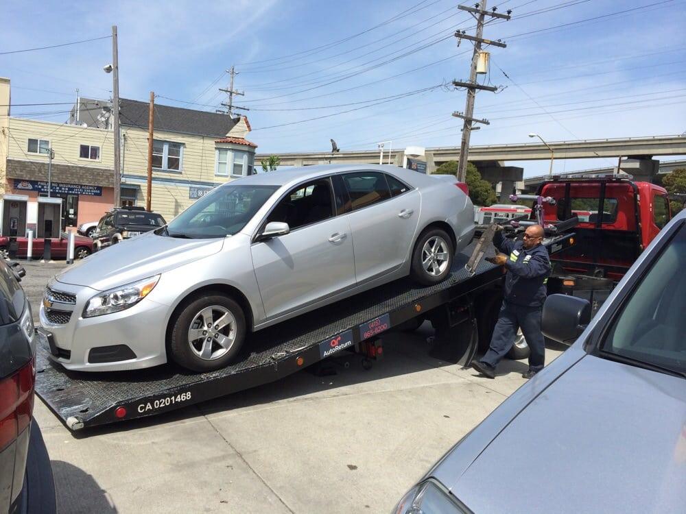 Fox Rental Car: North San Jose