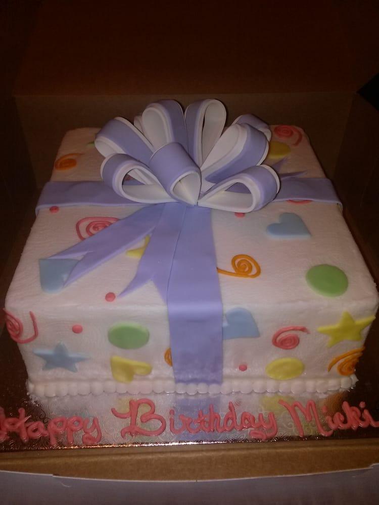 Birthday Present Cake Yelp