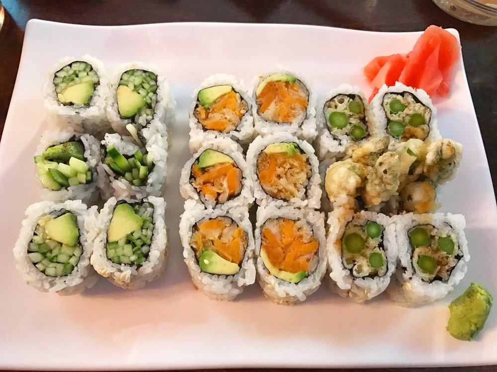 Asaka sushi 28 photos 19 reviews japanese 380 for Asaka japanese cuisine