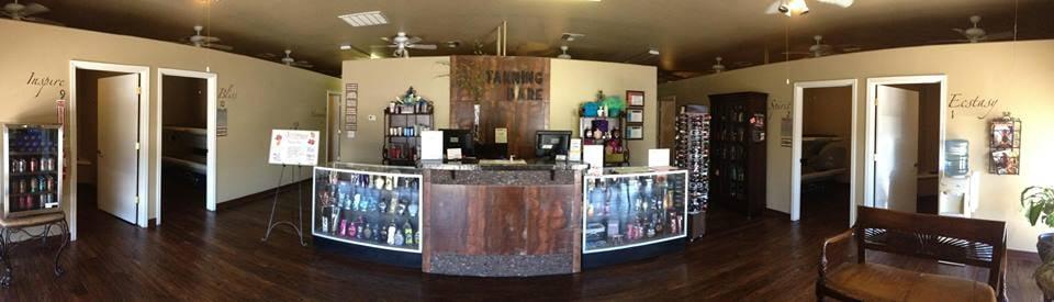 Tanning Bare: 1685 Mesquite Ave, Lake Havasu City, AZ