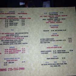 Photo Of Weststar Resort Jackpot Nv United States Bar Menu