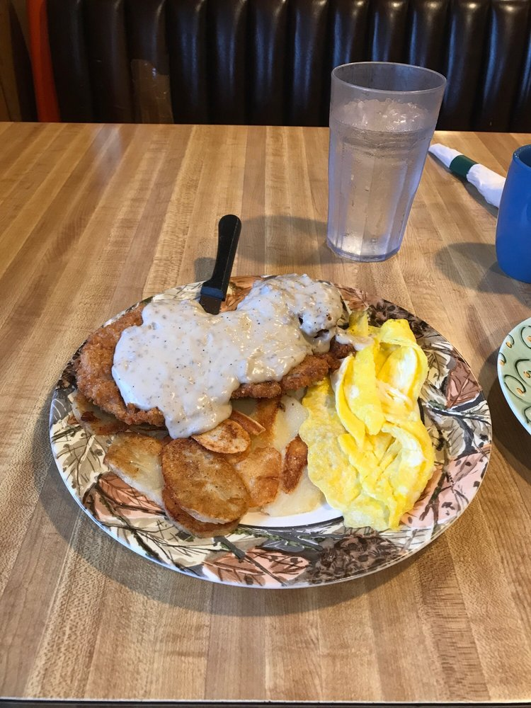 Becky's Happy Mule Cafe: 2460 E County Rd 67, Anderson, IN