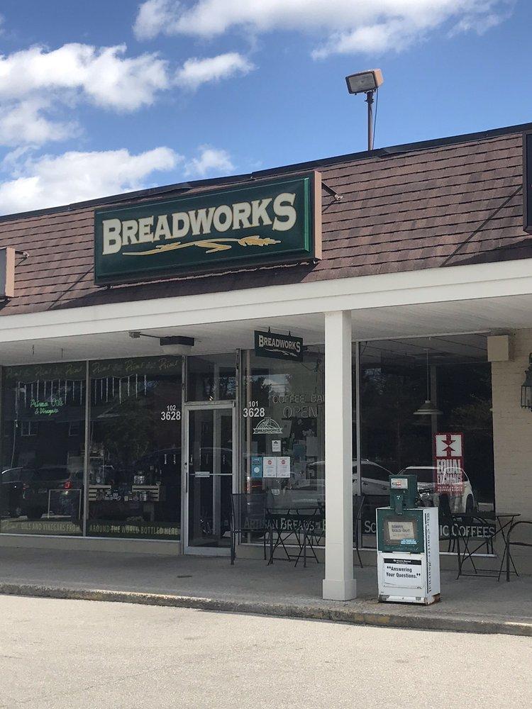 Breadworks: 3628 Brownsboro Rd, Louisville, KY