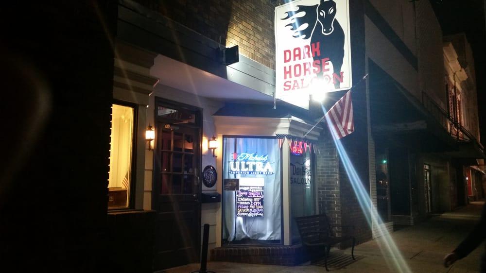 Dark Horse Saloon: 1113 Noble St, Anniston, AL